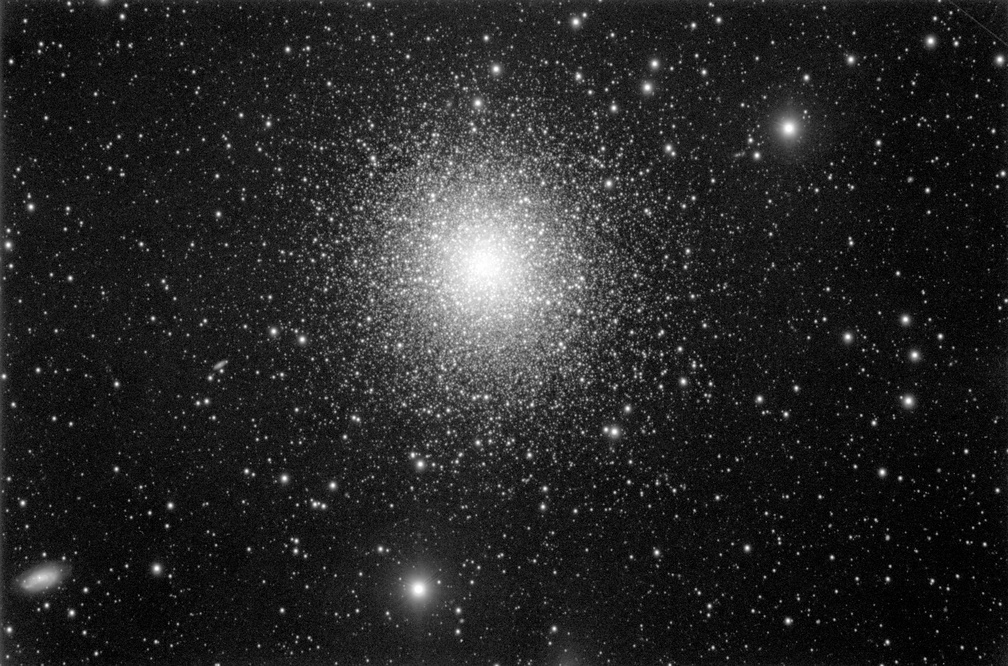 The Great Cluster in Hercules (M13)